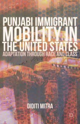 Punjabi Immigrant Mobility Book Cover